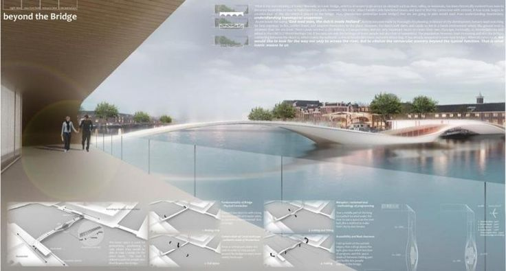 beyond the Bridge | Archicakes