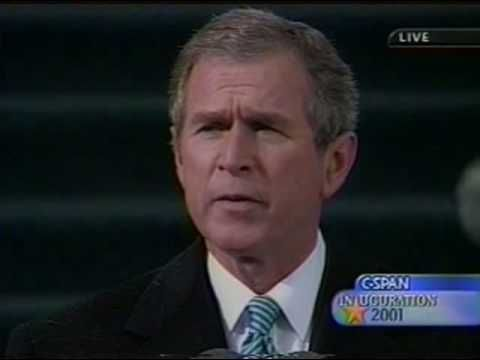 President George W. Bush 2001 Inaugural Address