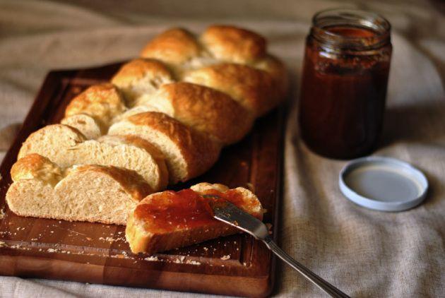 Zopf (Swiss Bread)
