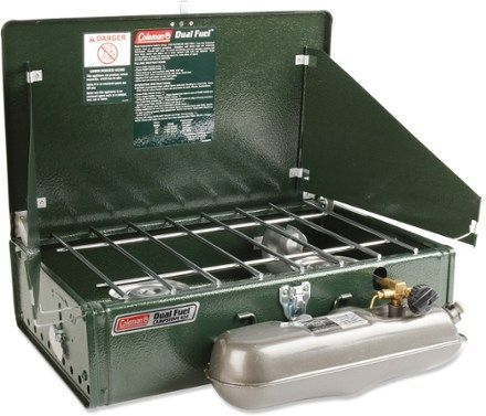 Coleman 424 dual fuel stove VS straight propane. Which is better?