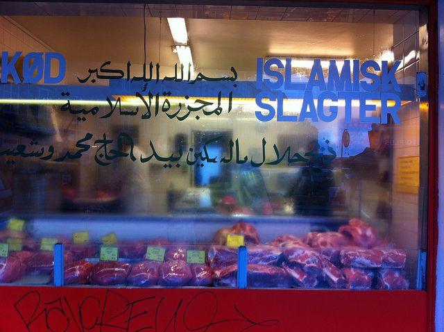 Islamisk slagter by Sakena, via Flickr