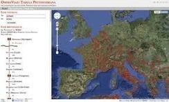 Moderne Romeinse routeplanner - ItaliAgenda