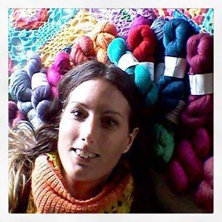 Yarn Porn Indie Dyed yarn