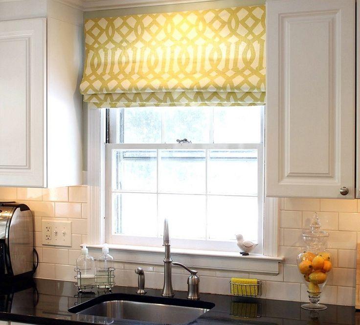 Bay Window Kitchen Curtains In Window Treatments For Bay Window In Kitchen The Ideas Of Kitchen