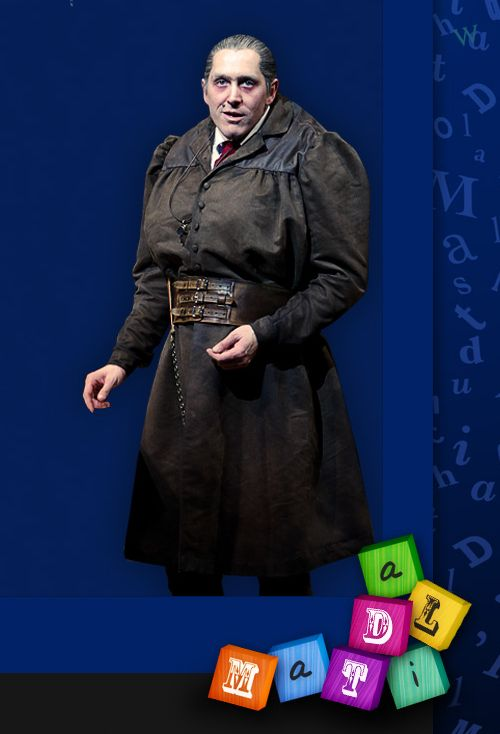 What Does Miss Trunchbull Look Like Now