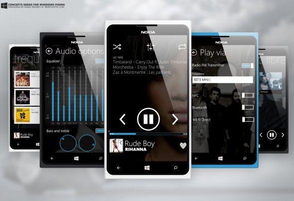 [Concept] Nokia Music 2.0