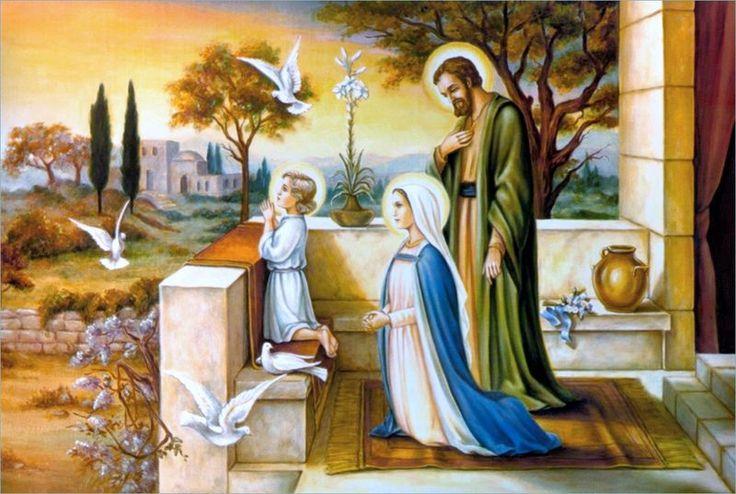 Nous le devons à l'un et à l'autre  Le mystère de la maternité de Marie est tellement grand qu'il a quelque peu jusqu'ici laissé dans l'ombre le mystère de la paternité de Joseph. Il nous convient de l'affirmer avec force : la maternité de Marie à l'égard de Jésus appelait la paternité de Joseph, qui en est inséparable et y puise sa source et sa grandeur.