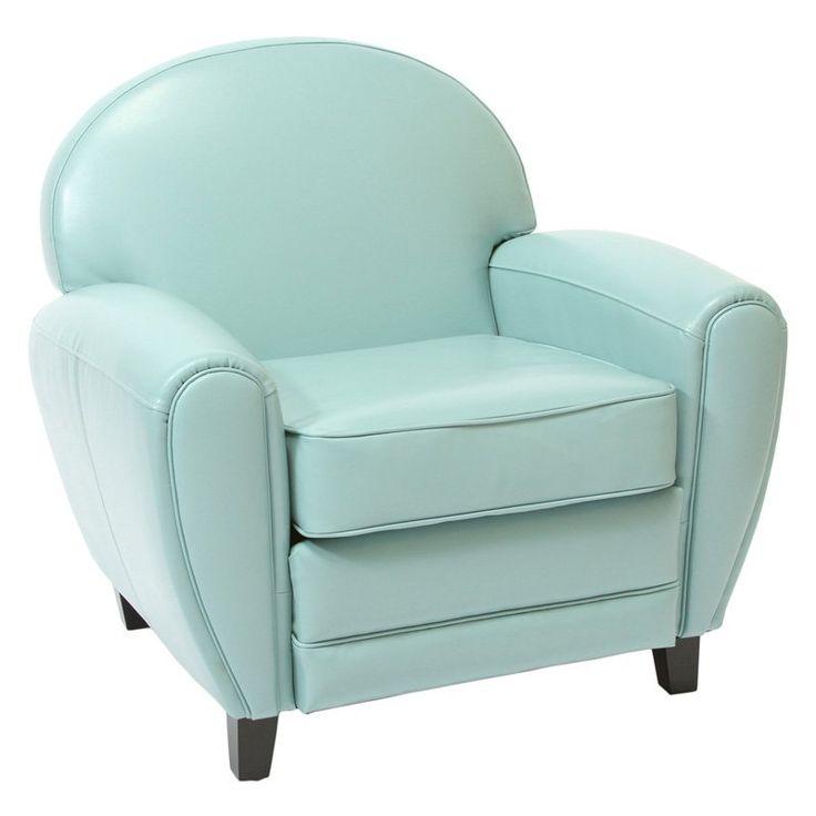 Best Teal Blue Leather Cigar Chair 258602 Club Chairs Leather Club Chairs Living Room Chairs 400 x 300