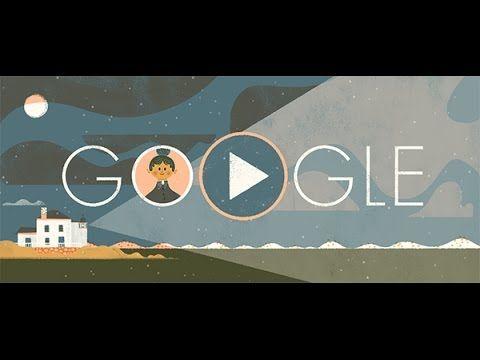 Il doodle di google per celebrare il 175° compleanno di Ida Lewis - www....