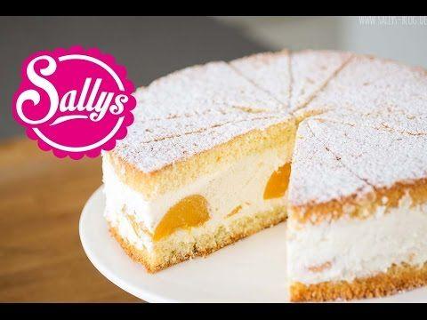 Sallys Blog - Käse-Sahne-Torte