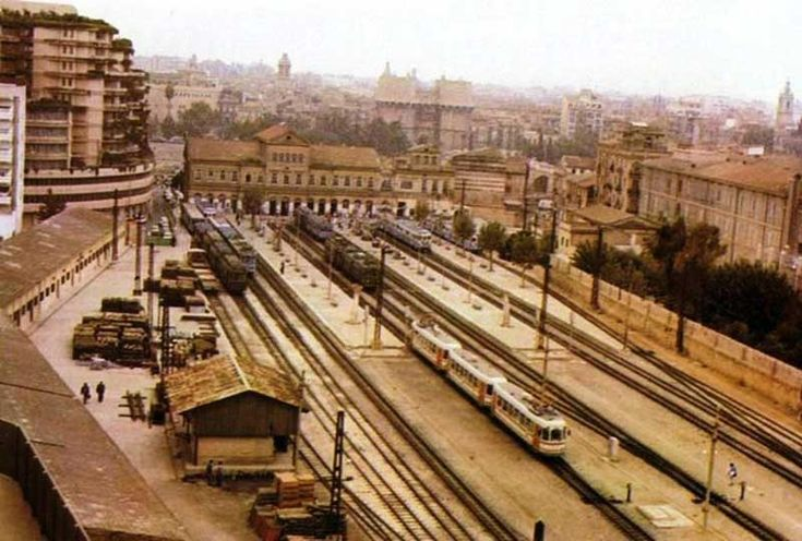 Estación Pont de Fusta