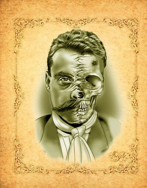 26 best zapata images on pinterest viva mexico mexican for Emiliano zapata tattoo