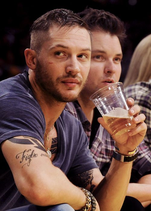 Tom Hardy: I don't know what it is about this man...but I cannot get enough!