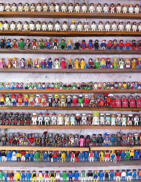 Playmobil colección