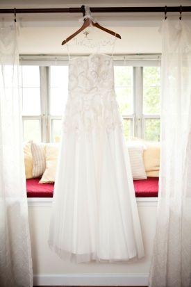Wedding Dress Makeover: Repurpose as a cocktail dress