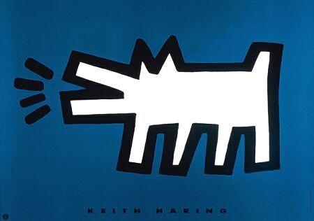 Кит Харинг: застенчивый очкарик или гений поп-арта? on Behance