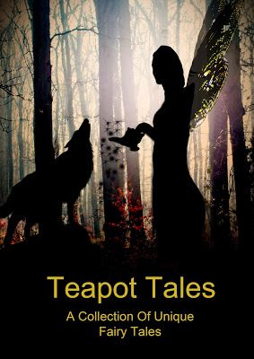 Teapot Tales a collection of unique stories. 2013    Cover art by Kelly Artist.  work contributed by members of the Chapter Book Challenge (ChaBooCha)