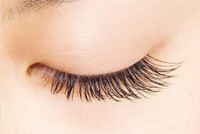 Permanent 3D Real Mink Eyelash, Cross Thick Eyelashes ,Natural Long lash ,Hand Made false Lashes ,Siberian Mink Eyelash Extension