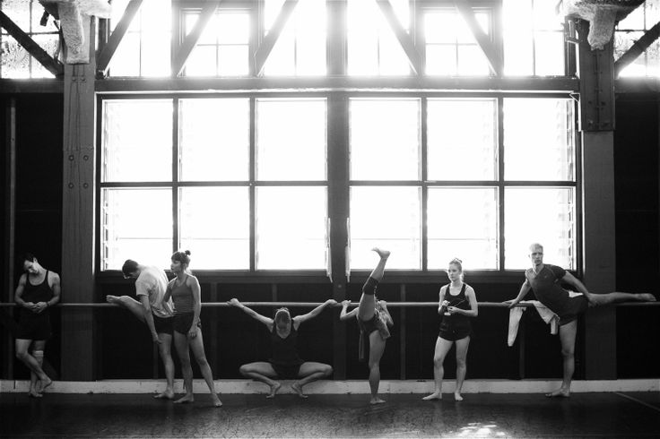 The Sydney Dance Company, Photographed by Justin Ridler in 2012