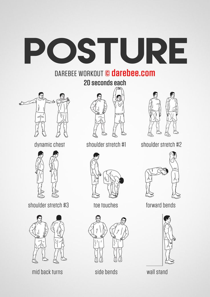 Posture Workout.     www.bacrac.co.uk/