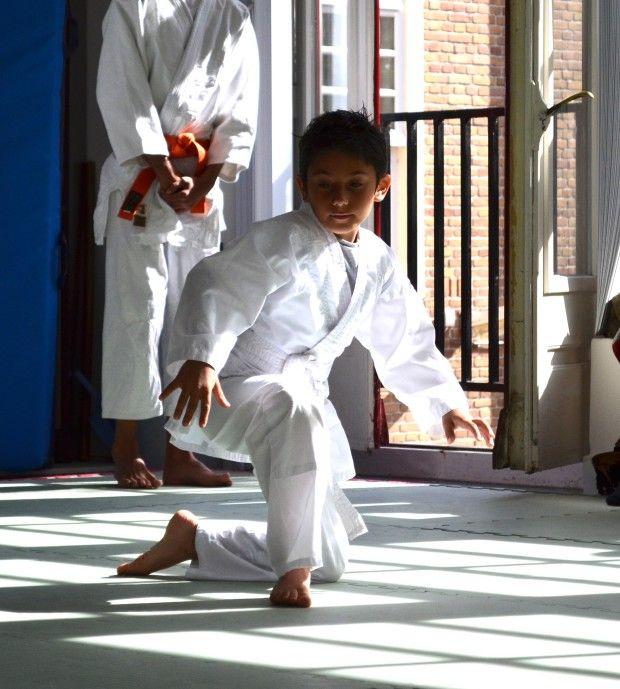 Fighting Bullying & Childhood Obesity with JuJitsu | Indiegogo