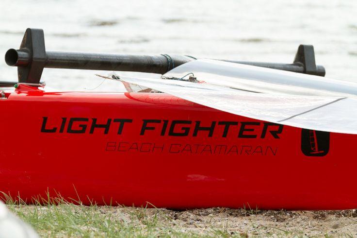 The New Light Fighter Catamaran- Beach Cats World Network