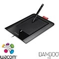 Bamboo pen and touch tablet!,