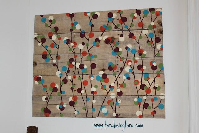 DIY Pallet ArtWall Art, Crafts Ideas, Pallets Wall, Pallets Art, Living Room Art, Wood Pallets, Pallet Art, Old Pallets, Pallets Boards