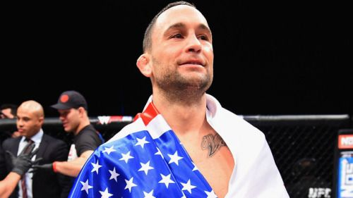 Frankie Edgar gunning for Conor McGregor fight in New York City...: Frankie Edgar gunning for Conor McGregor fight in New York City #UFC197…