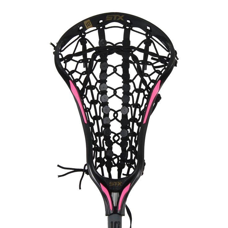 STX CRUX 500 Girls Lacrosse Complete Stick