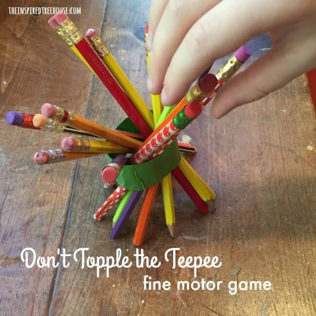 The Inspired Treehouse - Add this to your list of fun Thanksgiving games for kids!