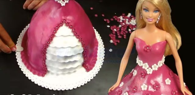 How to make princess cake