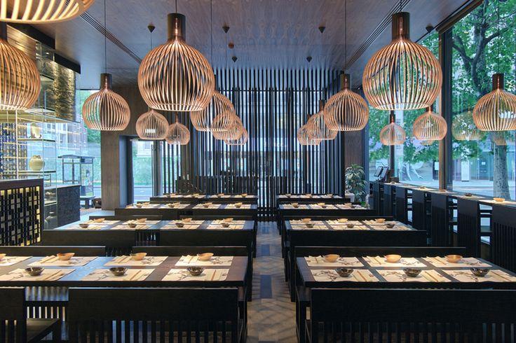 Kimchee Restaurant - Gallery - Interior - Authentic Korean Cuisine in the heart of London