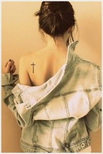 small-cross-tattoo-for-girl