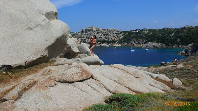 Camper dodávkou po svete: Sardínia Capo Tesla