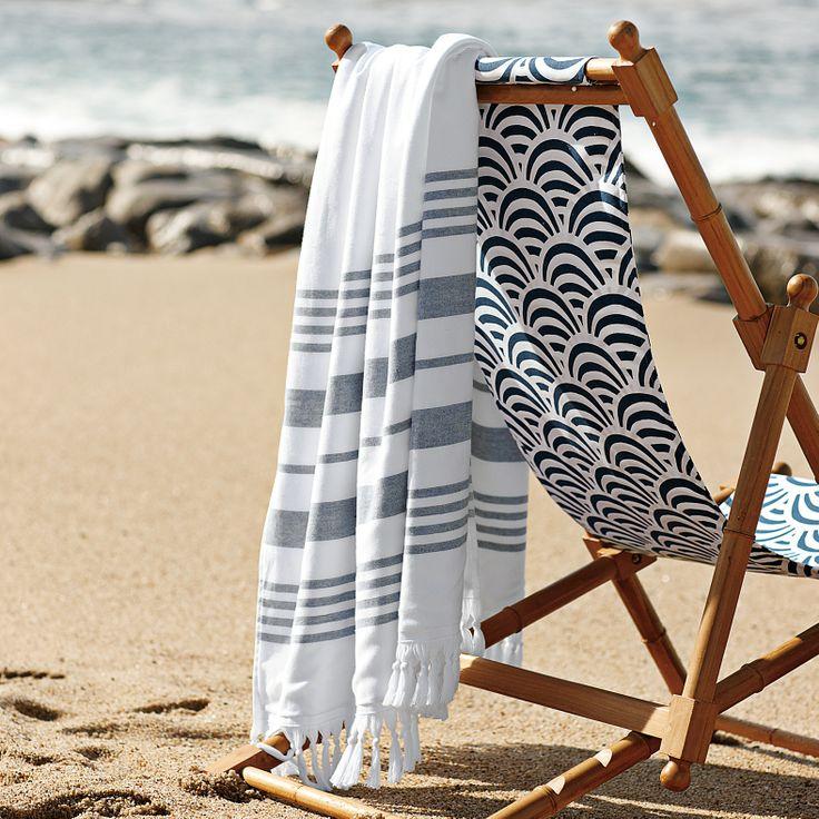 Farniente et détente sur les plages de l'île de Ré.