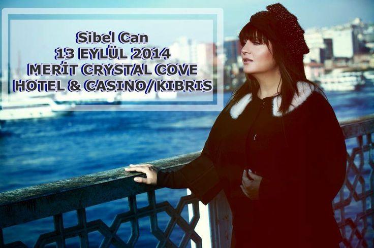 14 Eylül, 22:30 Merit Crystal Cove & Casino,Girne-Cyprus