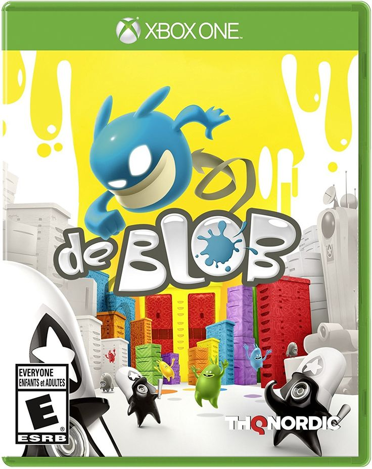 de Blob 1 - Xbox One http://www.jnlgame.com/products/de-blob-1-xbox-one?utm_campaign=social_autopilot&utm_source=pin&utm_medium=pin