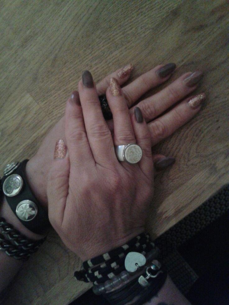 Petra's nagels