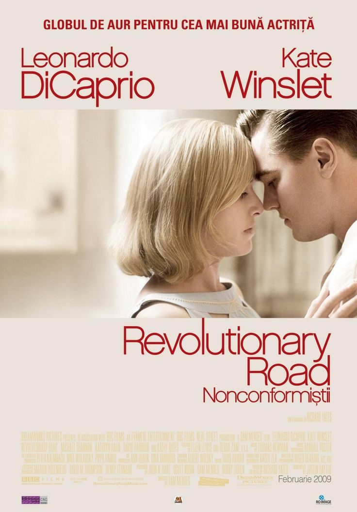 Revolutionary Road, 2008. One of the best movies because it's one of the best novels. Kate and Leo are perfection and the soundtrack is glorious.