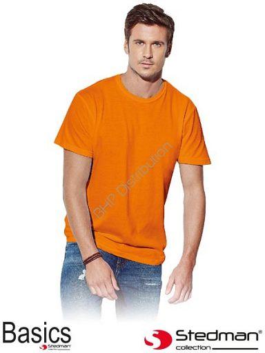 Pomarańczowy t-shirt męski STEDMAN ST2000_ORA