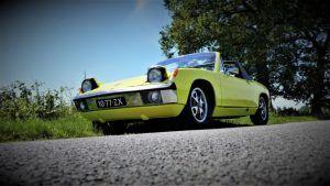 1972 #Porsche 914  VIN Number: 4722919580