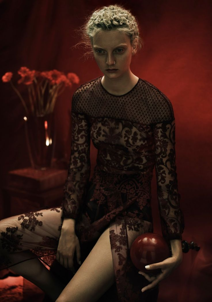 Twin Magazine #11 F/W 2014.15 | Codie Young by Rory Payne [Editorial]