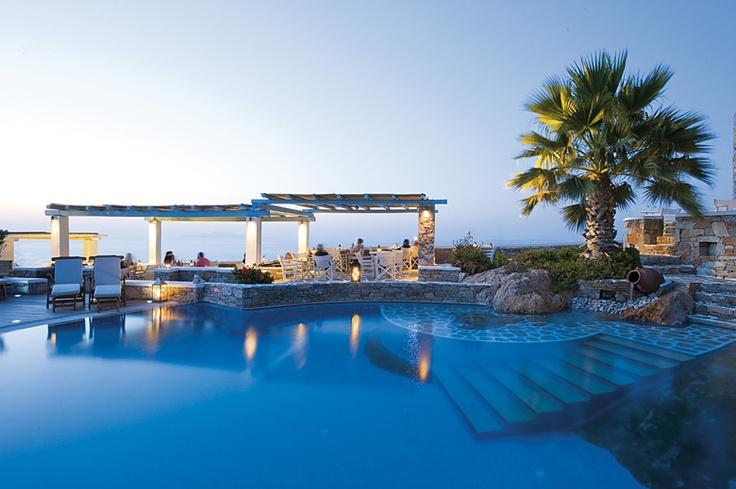 Folegandros Hotel - Anemomilos Apartments - Greece