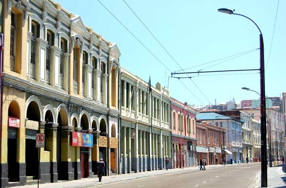 Fotos de Valparaiso: Paisajes y Fotografías de Chile Central