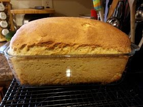 Cooking with Sugar and Spice: Whole Grain Gluten Free Bread