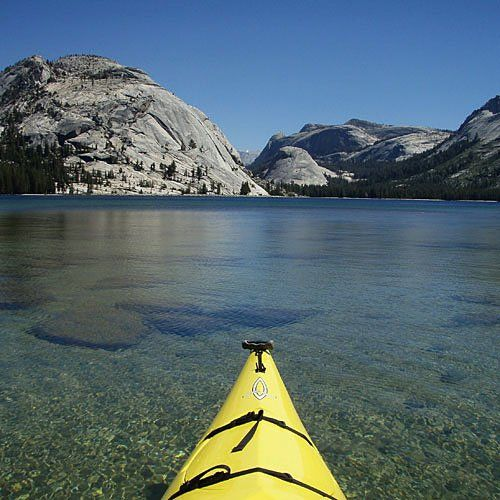 Yosemite Waterfalls Rivers And Lakes
