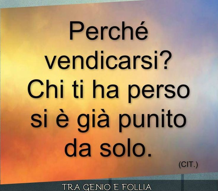 Forse!