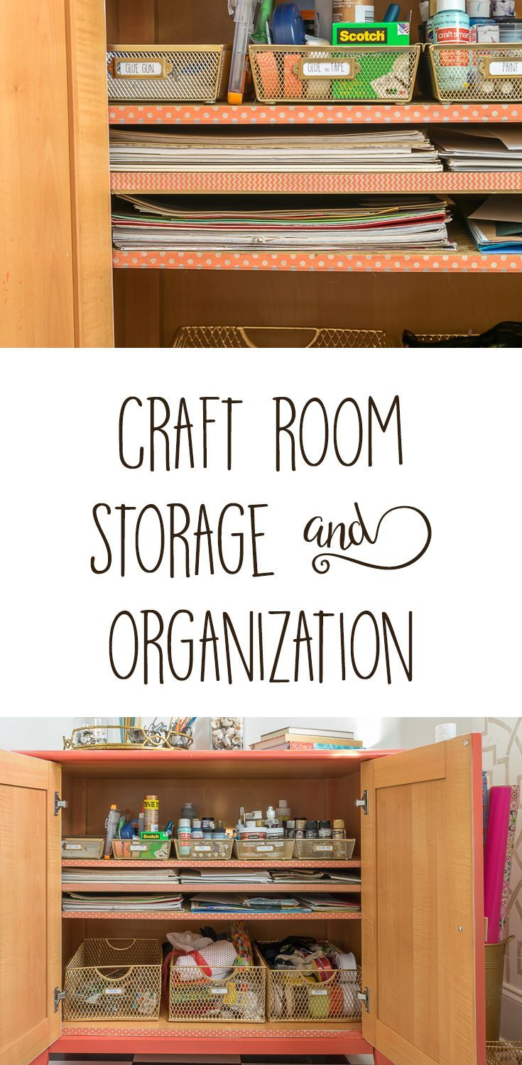 How I decluttered, where I sent my clutter, and how created an organized office and craft room during week 2 of the Unclutter Your Nest 2017 Challenge