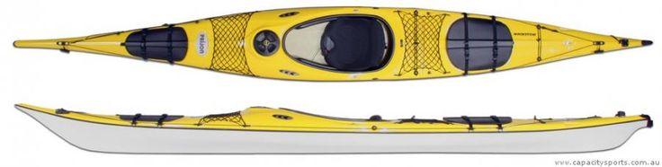 Prijon Millenium Sea Kayak - Sea Kayaks - Sit-In Kayaks :: Layby :: Rent / Hire :: Paddle Before You Buy™